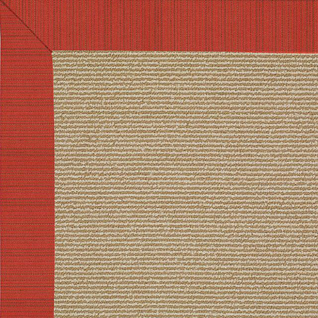 Creative Concepts Indoor/Outdoor Rug - Canvas - Vierra Cherry