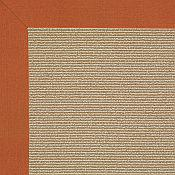 Creative Concepts Rust Rug - 4ft x 6ft