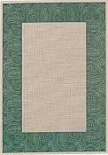 Finesse Outdoor Rug - Foulard - Loden Green
