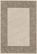 Foulard Pewter Outdoor Rug - 5ft 3in by 7ft 6in