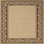 Finesse Outdoor Rugs - Scroll