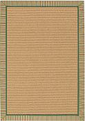 Lakeview Outdoor Rug -5ft by 7ft 8in - Celadon