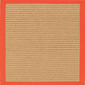 South Beach Outdoor Rug - Canvas - Melon