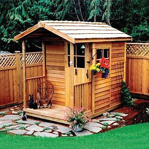 Gardeners Delight  Shed