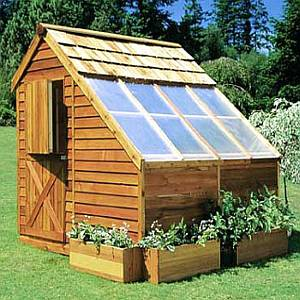 Greenhouse Kit - 8ft x 8ft