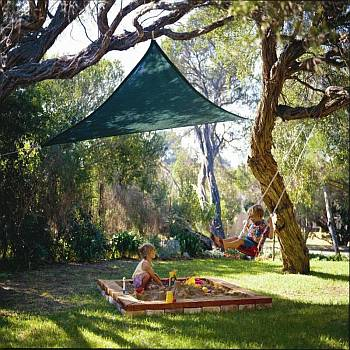 Replacement Coolaroo Shade Sails but Better