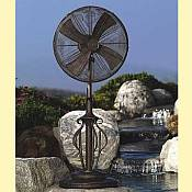 DecoBreeze Outdoor Fan - Capri