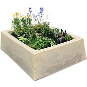 DekoRRa Garden Box / Water Basin