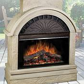 Scottsdale Electric Fireplace