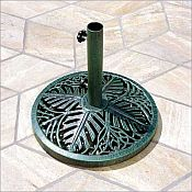 Palm Umbrella Base-50lb