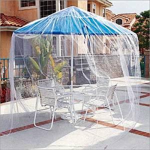 Umbrella Mosquito Net Enclosure