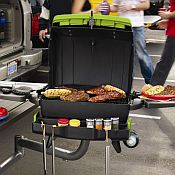 Portable Propane Tailgating Grill
