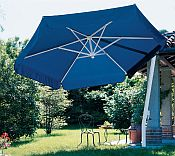 Capri Sidepost Umbrella