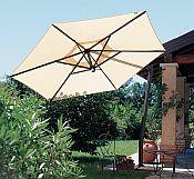 Como Sidepost Umbrella