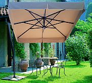 Milan Sidepost Umbrella