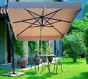 Milan Sidepost Umbrella