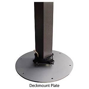 Deckmount Plate - DMT