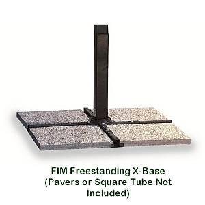 C-Series Freestanding Base