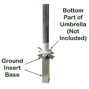 Ground Insert Base - GIB