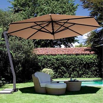 Giant 13ft Octagonal Sidepost Umbrella