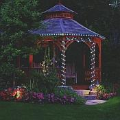 Solar Powered LED String Lights - 100 LEDs