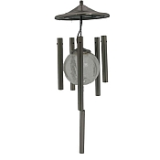 Stainless Steel Color Changing Solar Wind Chime