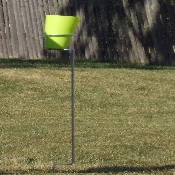 Single Backyard Butler Outdoor Cup Holder
