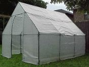 Greenhouse Replacement Canopy (8 x 10)