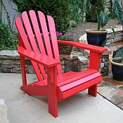 Adirondack Outdoor Furniture Chairs