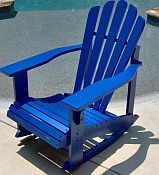 Adirondack Rocking Chairs