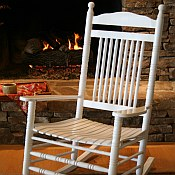 Rocking Chair - Spindle Back