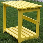 Adirondack Side Tables