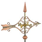 Victorian Arrow Garden Weathervane