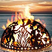 Full Moon Party Fire Dome