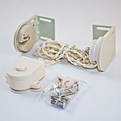 Sun Shade Mounting Hardware Kit - Loop Chain