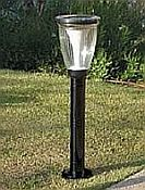 Classic Solar Charged Accent Light
