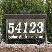 Prestige Solar Address Light