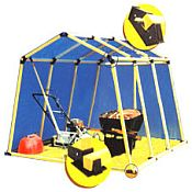 Storage Shed Kit - EZ Up Kit