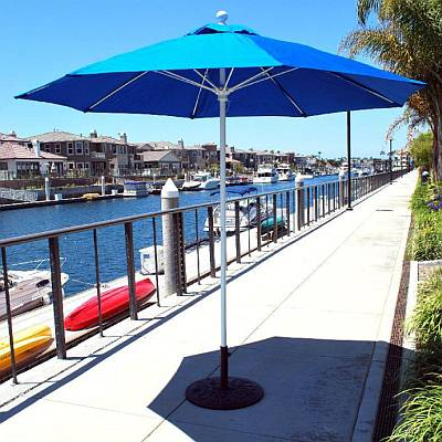 9 ft Commercial Aluminum Market Umbrella