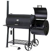 Medina River Jumbo Bar B Q Smoker