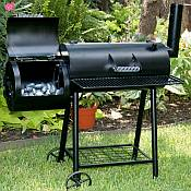 Medina River Patio Bar B Q Smoker