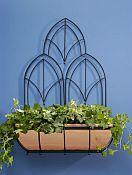 Window Box Trellis