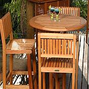 Outdoor Wood Furniture Care and Maintenance