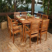 Livorno Patio Table / Chairs Set