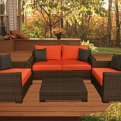 Oxford 4 Piece Garden Set