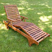 Adjustable Chaise Lounger - 3N-ADJCHAIS1