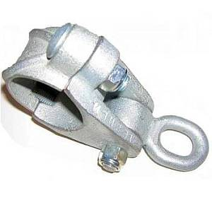 Commercial Metal Ductile Pipe Hanger for 2-3/8in O.D. Pipes