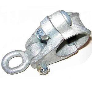 "3-1/2"" O.D. Metal Pipe Hanger"