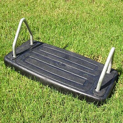 Soft Edge Rubber Swing Seat