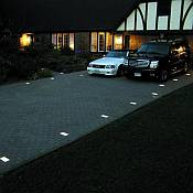 Paver/Brick Lights Kit with Transformer & Cable